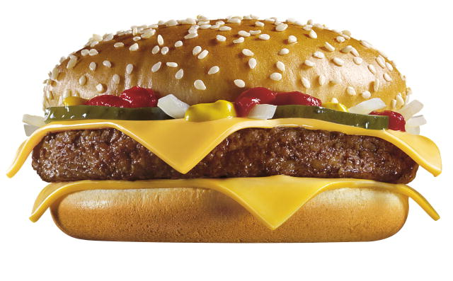Quarter Pounder with Cheese MEAL
