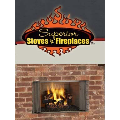 Superior Stoves & Fireplaces Villawood Outdoor Fireplace