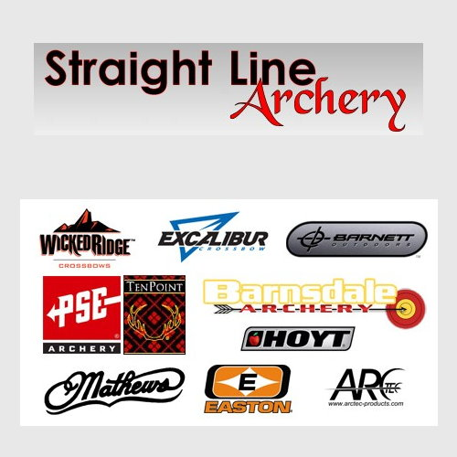 Stock Up for Bow Season at Straight Line Archery