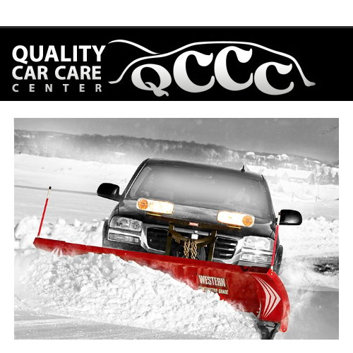 Western Wide Out Snow Plow from Quality Car Care
