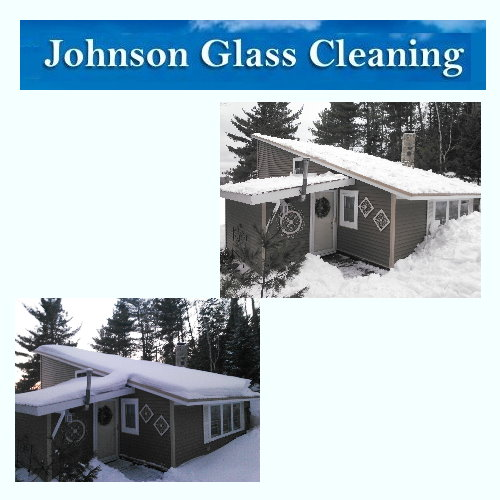 Purchase at $250 Snow Removal for Just $150 with Johnson Glass Cleaning