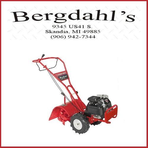Bergdahl's, Inc. Troy-Bilt Pro-Line FRT Garden Tiller