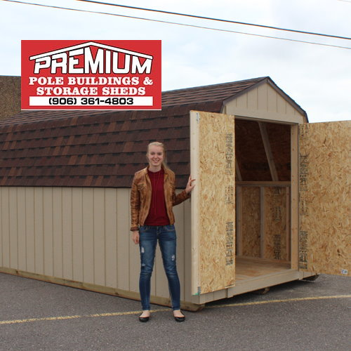 Premium Pole Barns and Sheds
