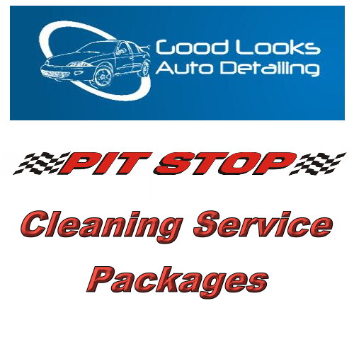 GLAD Pit Stop Cleaning Package