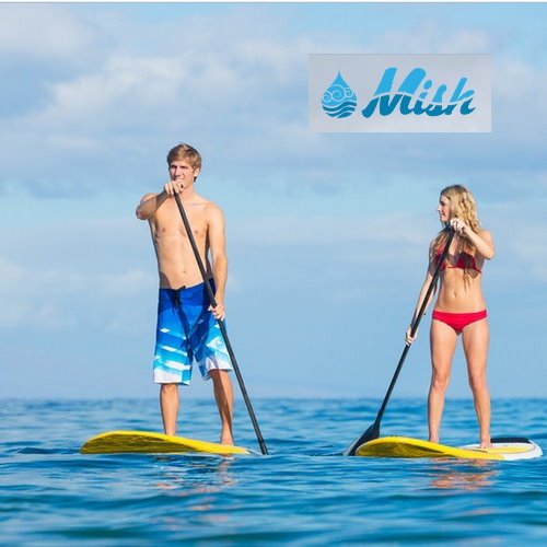 Stand Up and Paddle Board Rental for Two