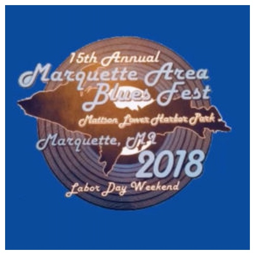 12th Annual Marquette Area Blues Fest Weekend Adult Tickets