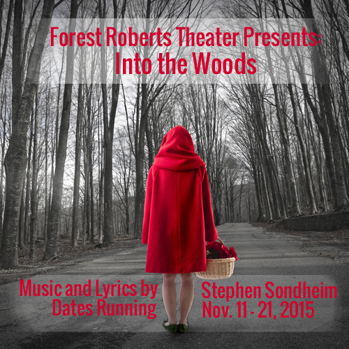General Admission ticket for Into the Woods