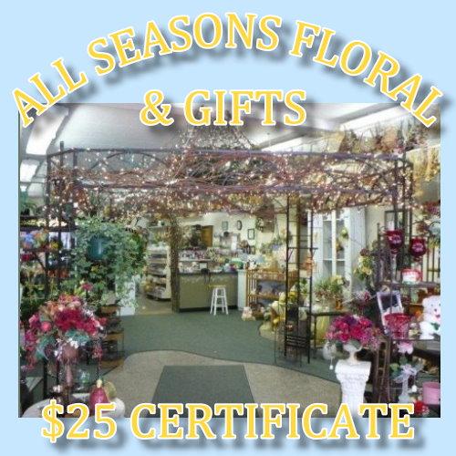 $25 Certificates