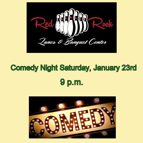 Comedy Night Ticket