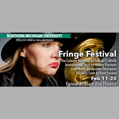 General Admission tickets (ONE PAIR )- Fringe Festival