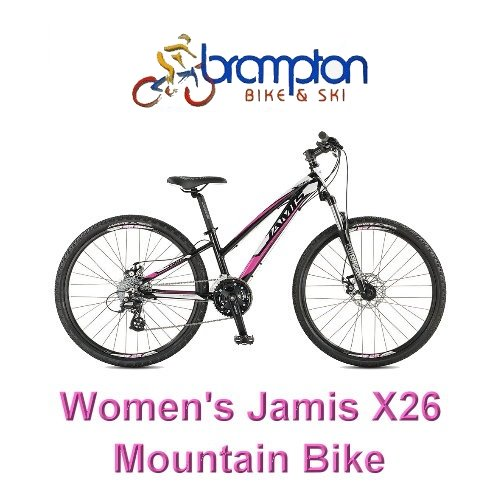 Jamis Women's Mountain Bike
