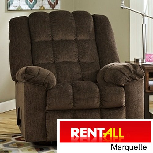 Ludden Recliner by Ashley Furniture