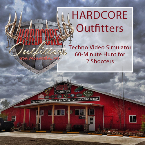 60 minute Techno Video Simulator Hunt