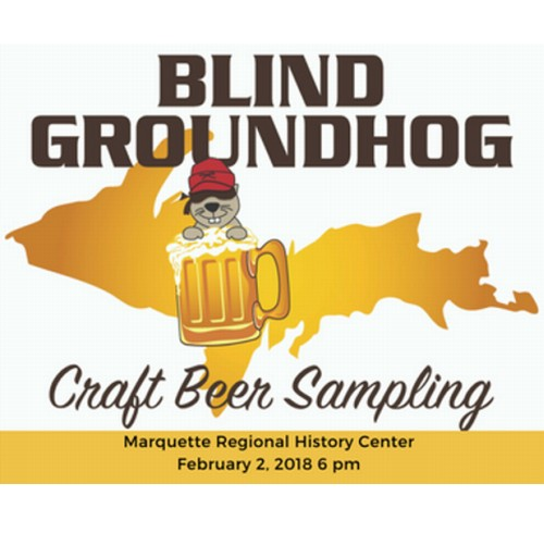 Blind Groundhog Craft Beer Sampling Ticket