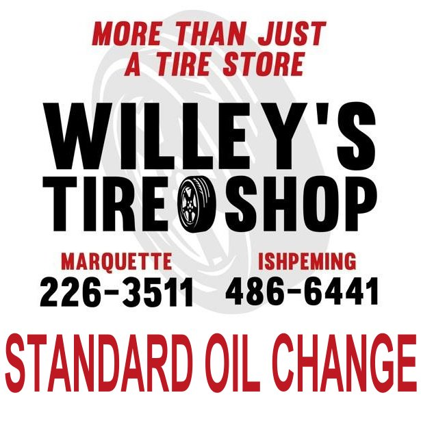 One Standard Oil Change