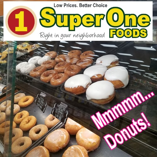 One Dozen Donuts - Cake or Raised