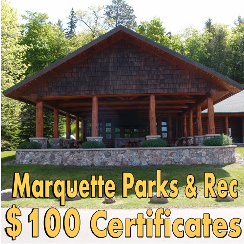 $100 Certificate - Facility Rental