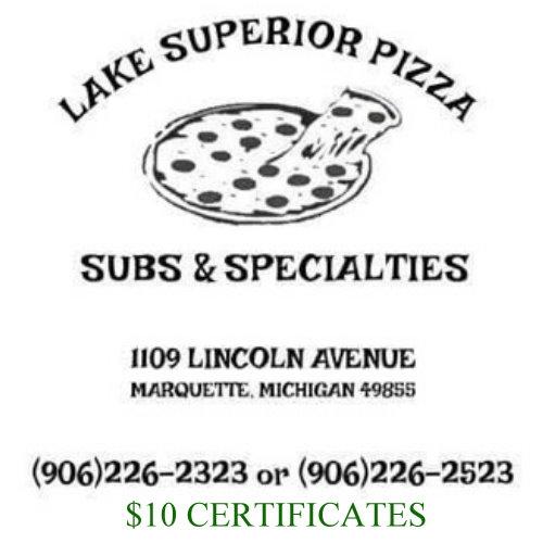Lake Superior Pizza